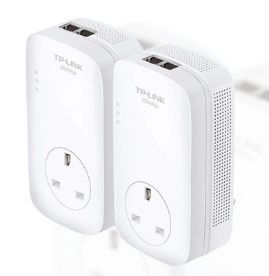 TP-Link TL-PA9020PKIT Powerline Starter Kit