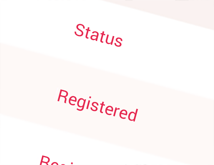 Your .uk domain name is registered