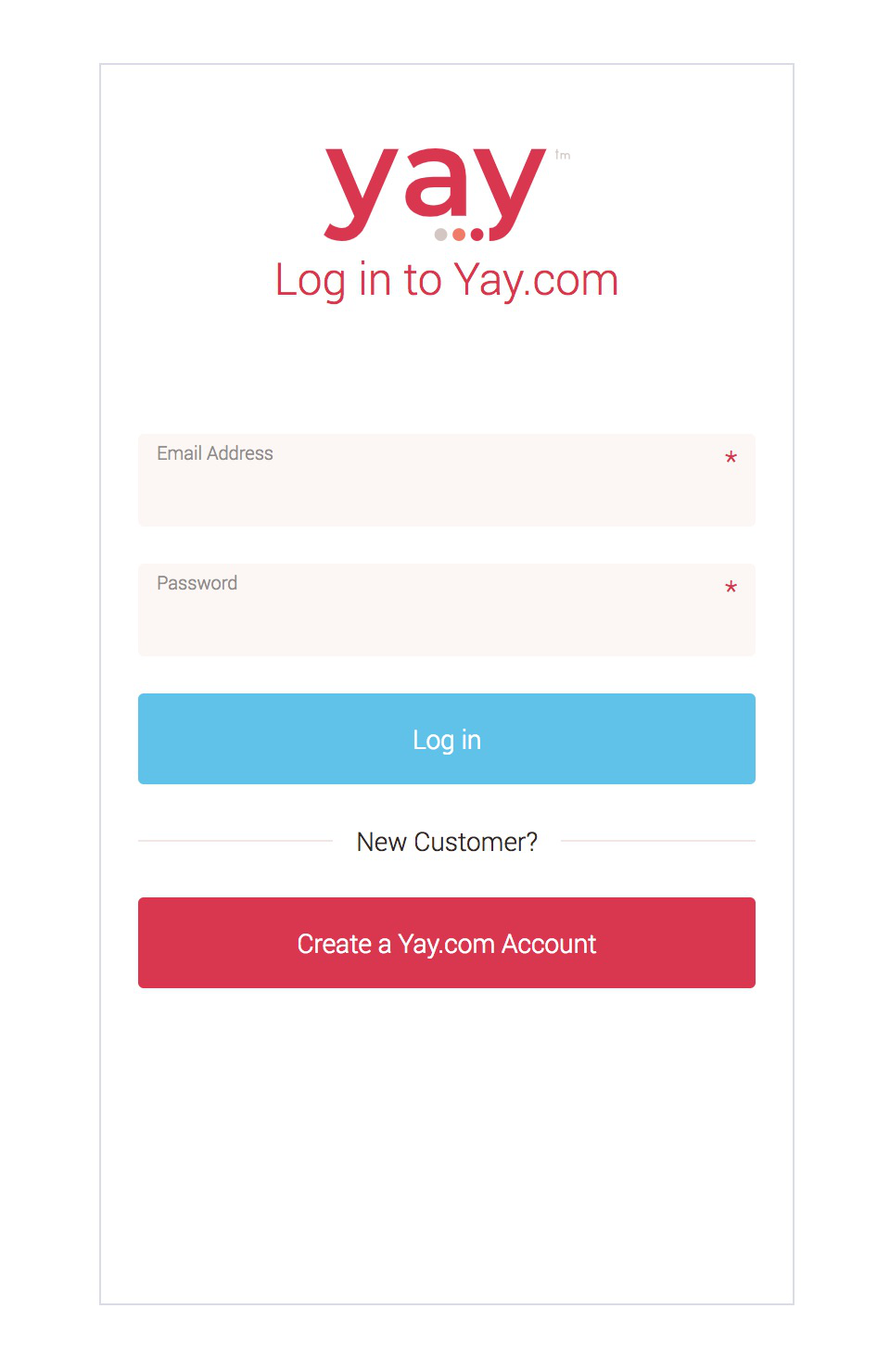 WebPhone Login