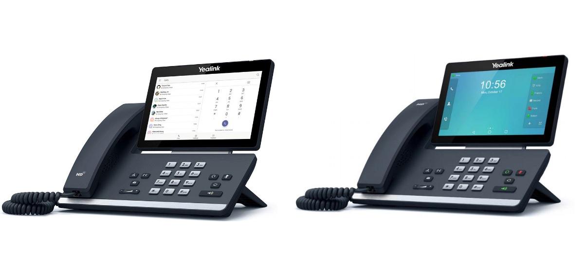 yealink-t58a-teams-ip-phones