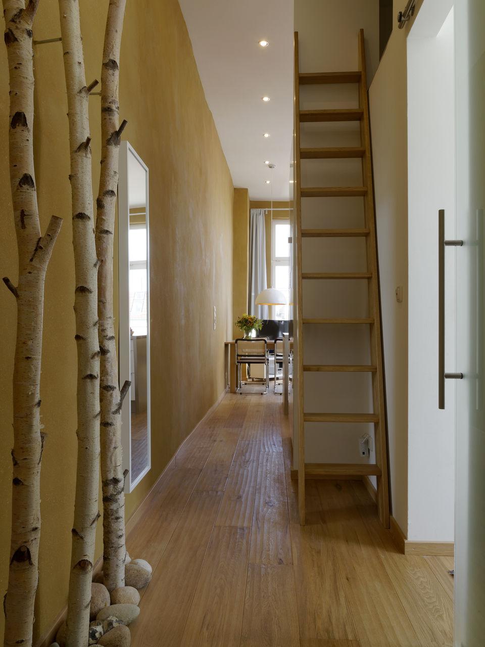 Moderne dachgeschoss wohnung in friedrichshain  farawayhome