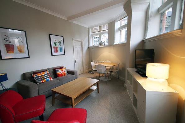 Wohnen auf Zeit in London: Möblierte Wohnungen auf Zeit mieten