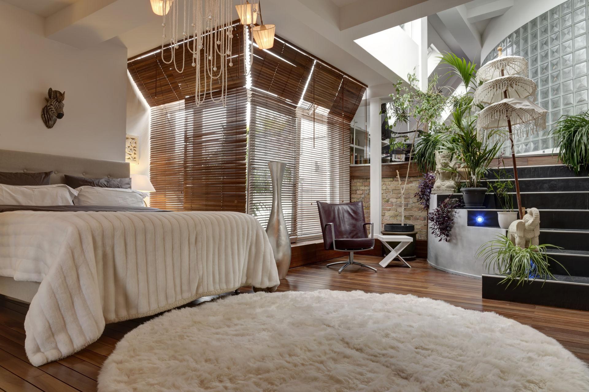 Luxuriöse Dachgeschosswohnung mit Terrasse und Whirlpool