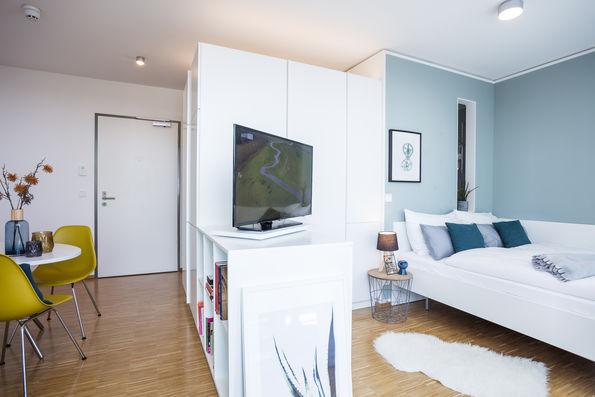 Wohnung In möblierte luxus wohnung in münchen auf zeit mieten