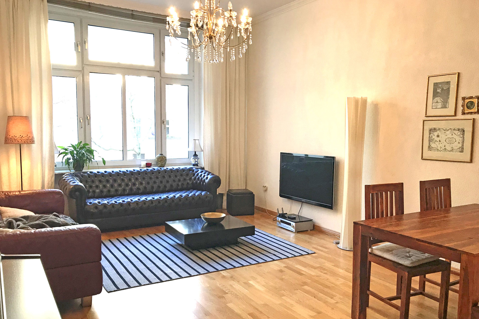 Very nice furnished apartment in Berlin Wilmersdorf close ...