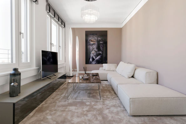 Möbliertes Luxus Schlafzimmer Berlin