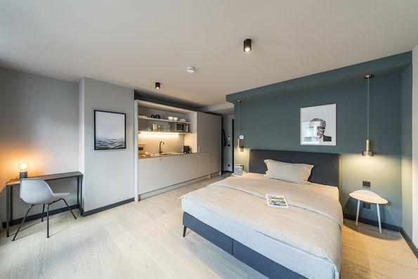 Serviced Apartments in Frankfurt am Main - ab 1 Monat mieten