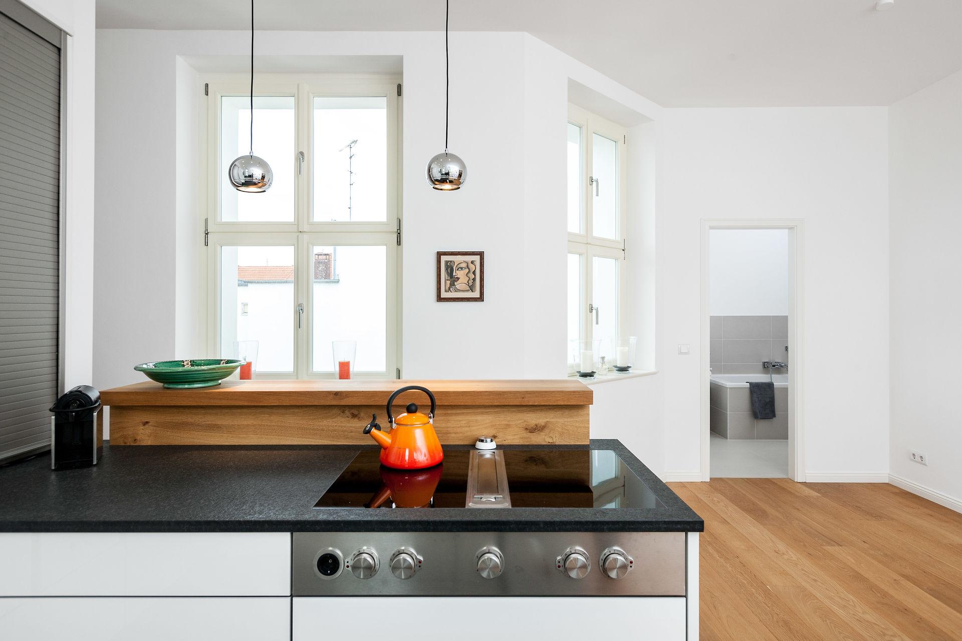 Schön Küchendesign In Ri Zeitgenössisch - Ideen Für Die Küche ...