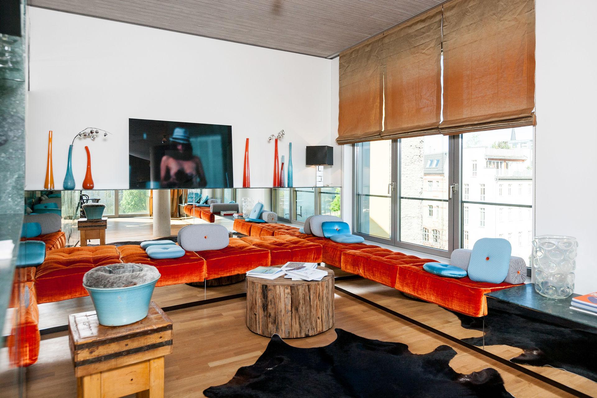 Extravagantes Penthouse Design | Möbelideen