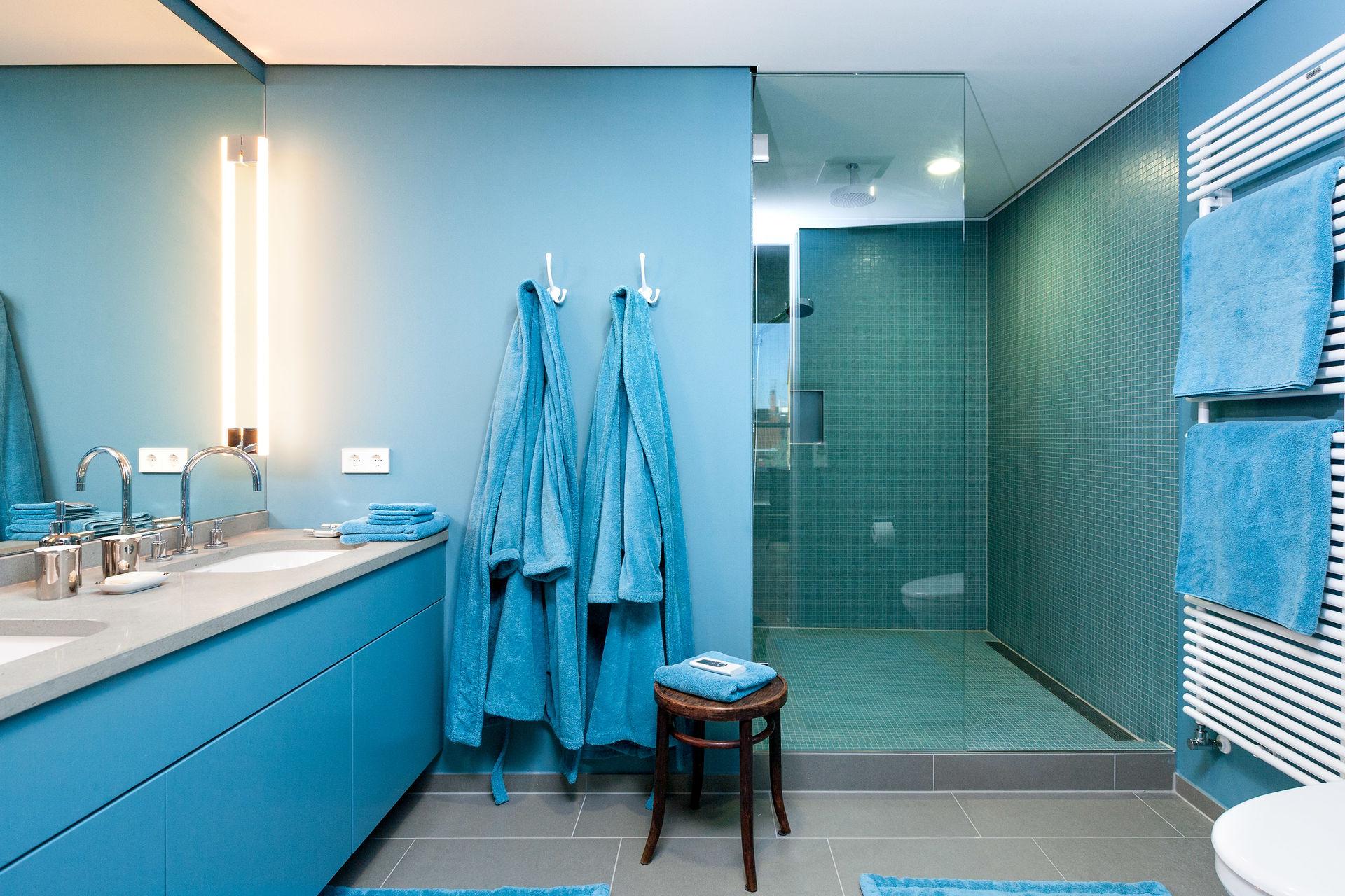 Beautiful Extravagantes Penthouse Design Contemporary - House ...