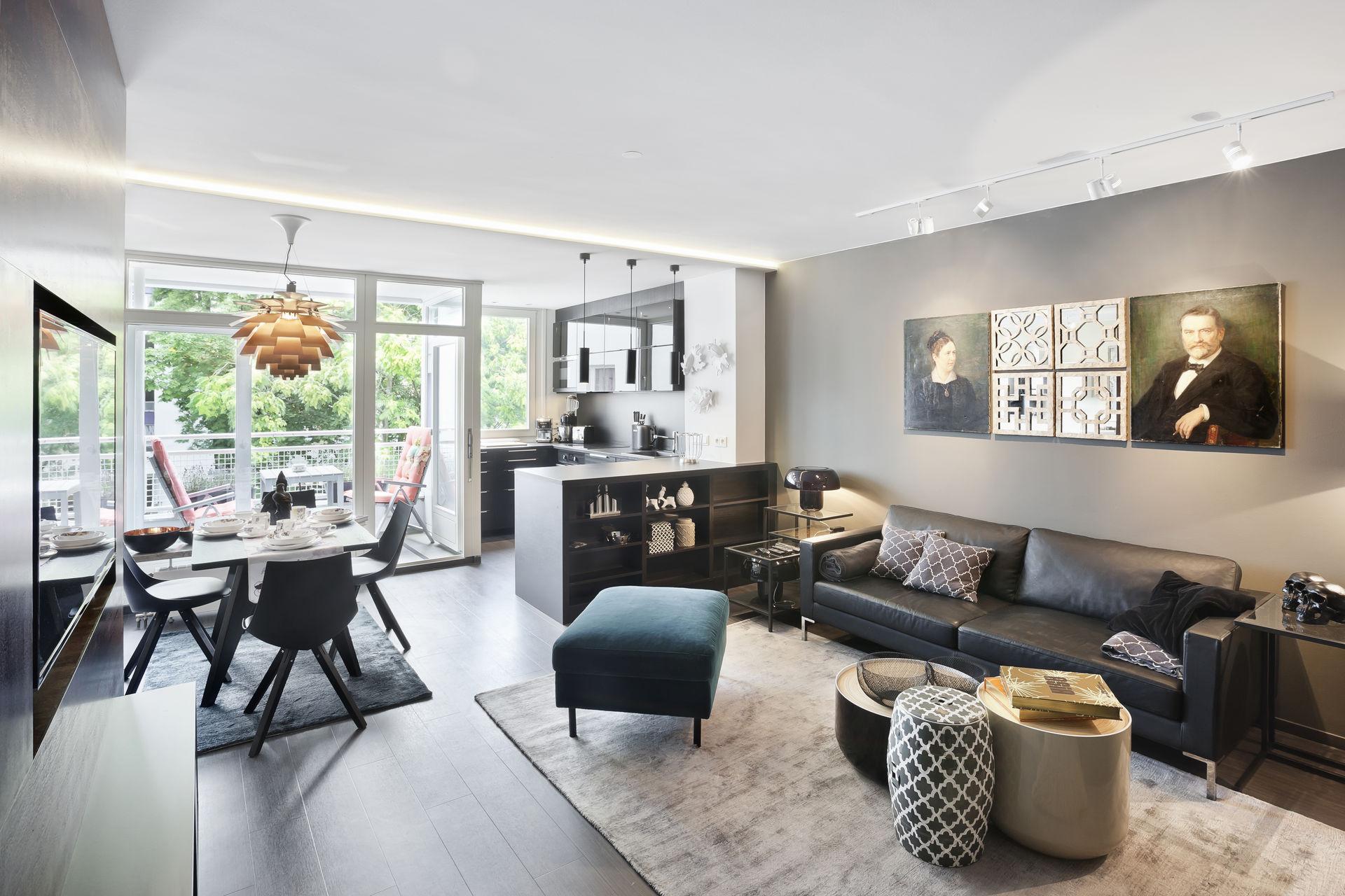 Moderne Wohnung in KaDeWe Nähe