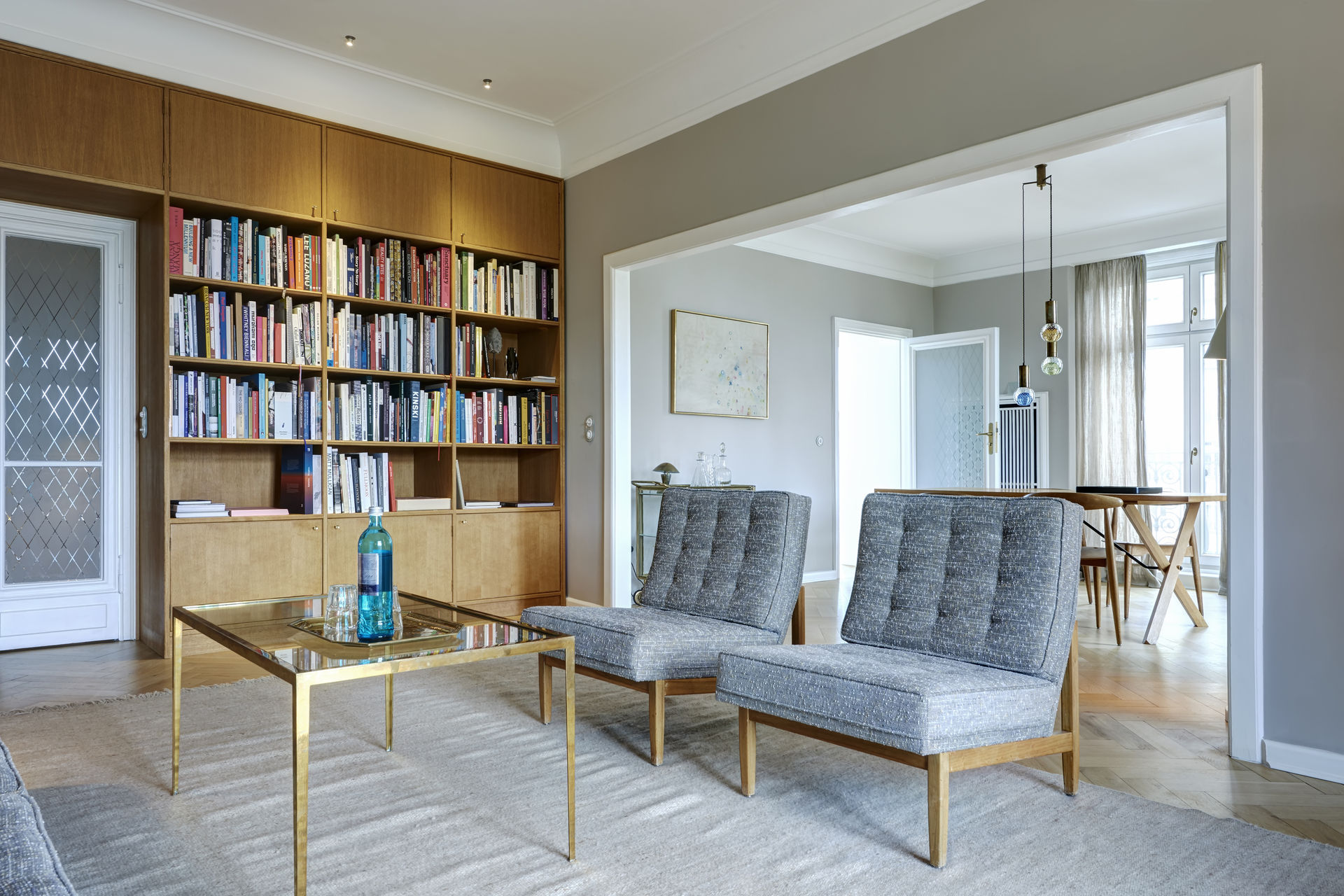 Design apartment am strausberger platz farawayhome for Apartments maison am olivaer platz