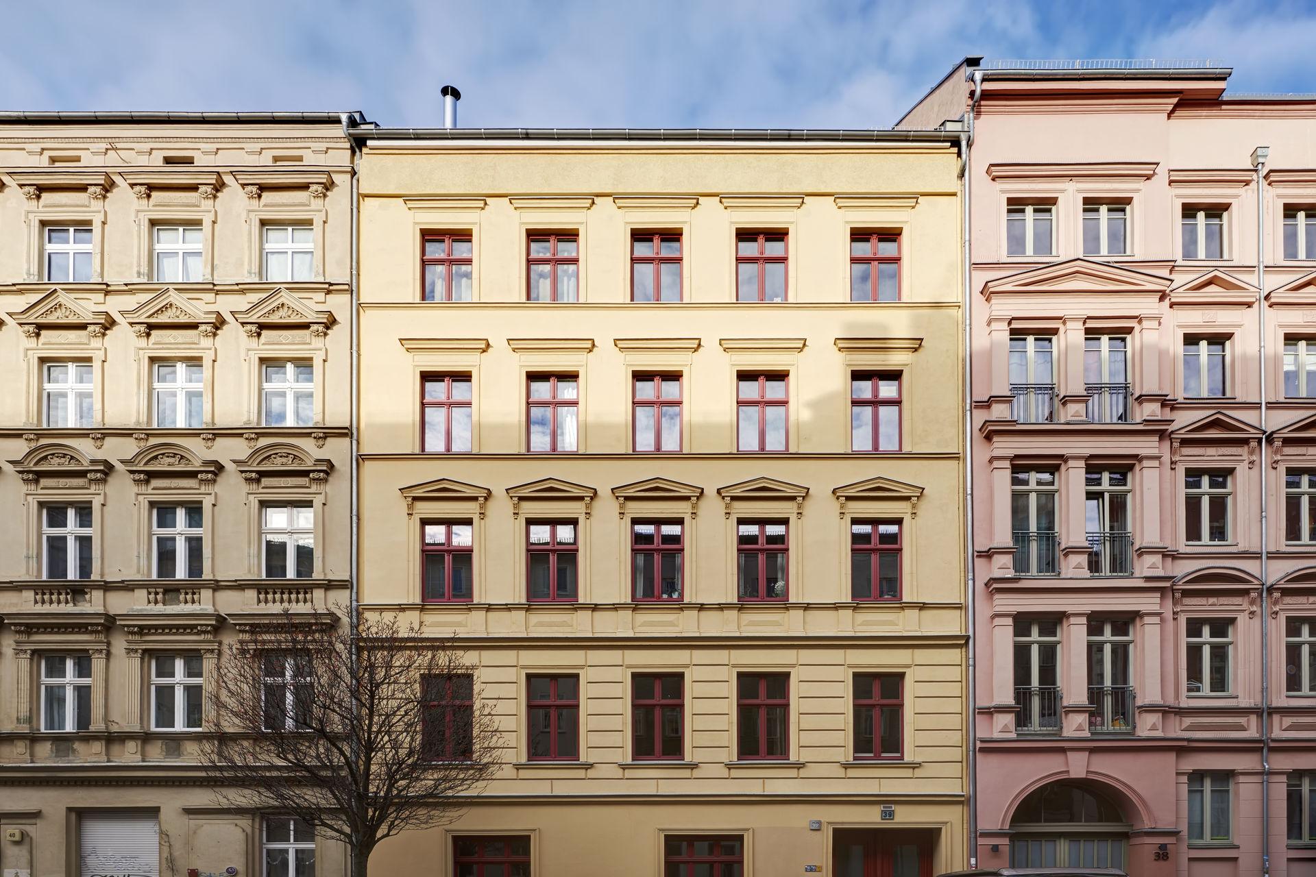 Stilvolles Apartment in Berlin Mitte