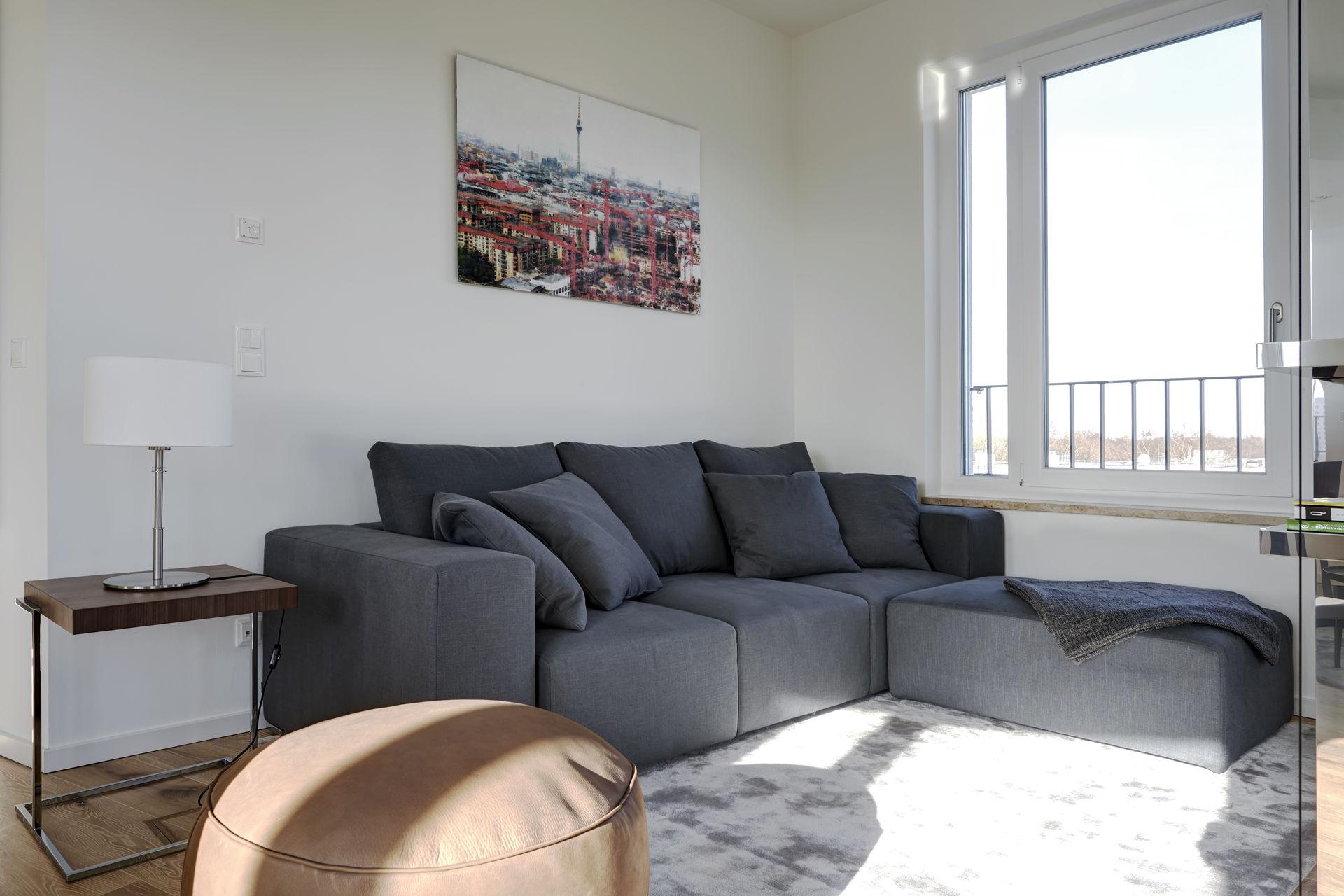 luxus penthouse im diplomaten viertel farawayhome. Black Bedroom Furniture Sets. Home Design Ideas