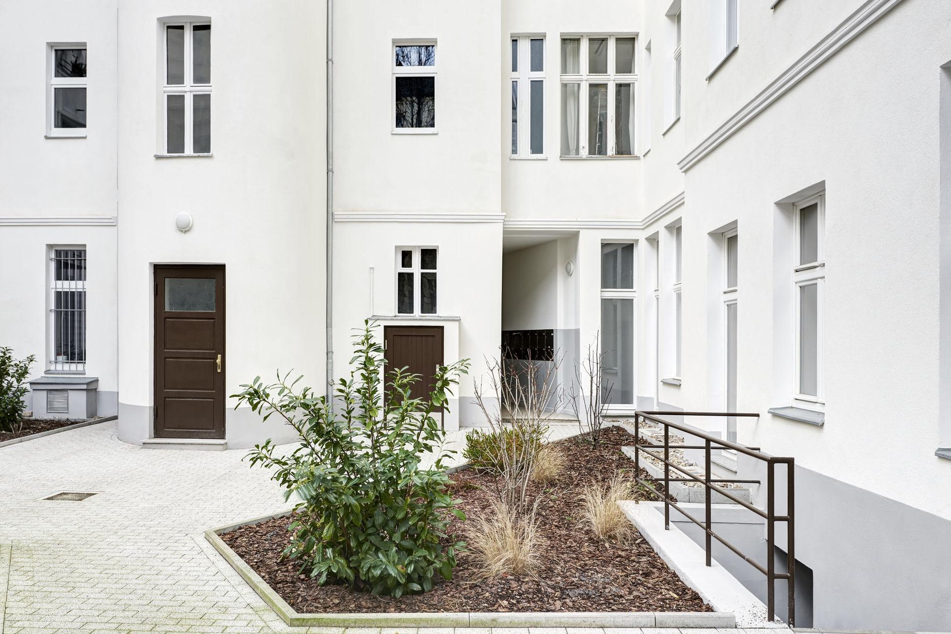 Single Wohnung Berlin Charlottenburg - Januar
