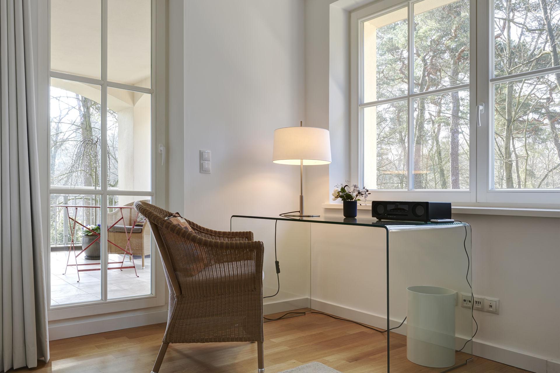 Modernes Altbau Apartment Nahe Messelpark