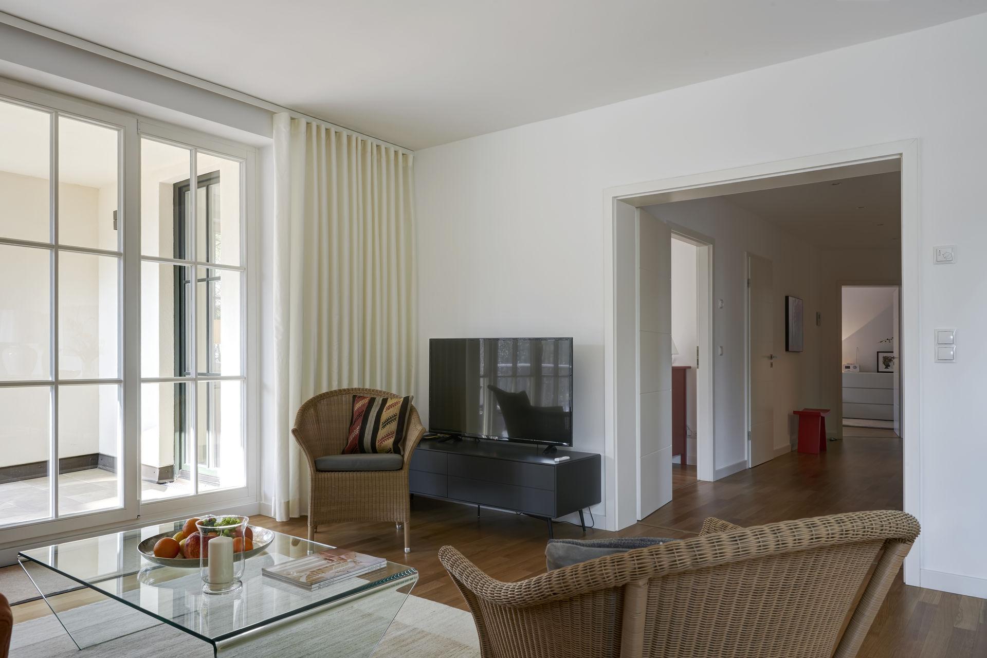 Modernes Altbau Apartment nahe Messelpark- FARAWAYHOME