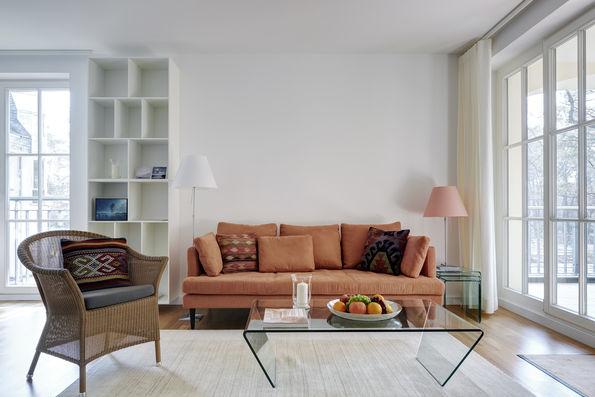 furnished apartments in berlin dahlem. Black Bedroom Furniture Sets. Home Design Ideas
