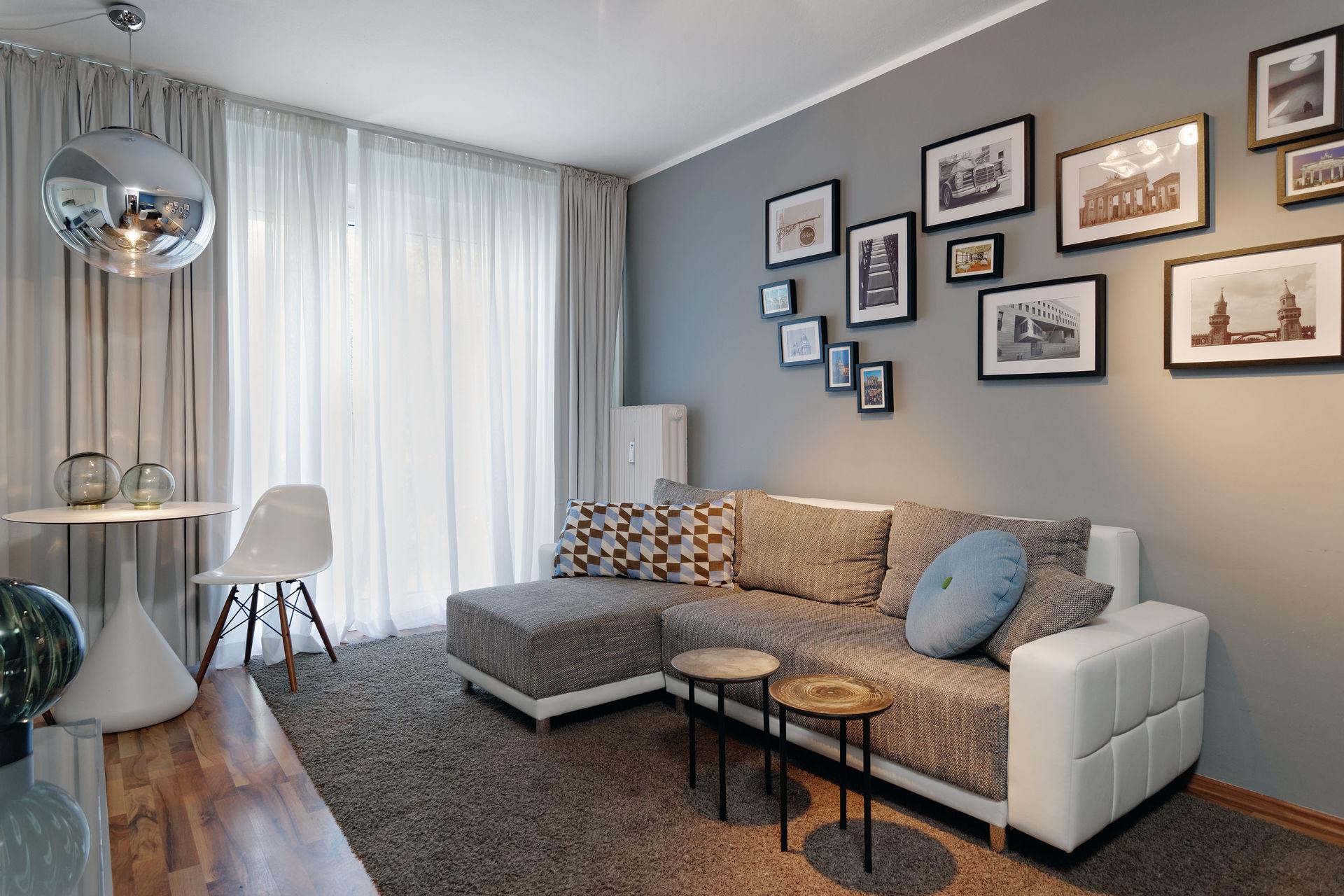 Studio wohnung in der winterfeldtstra e for Wohnung modern