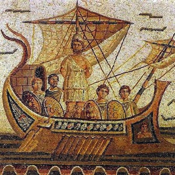 Homer's Odyssey – the Journey Home