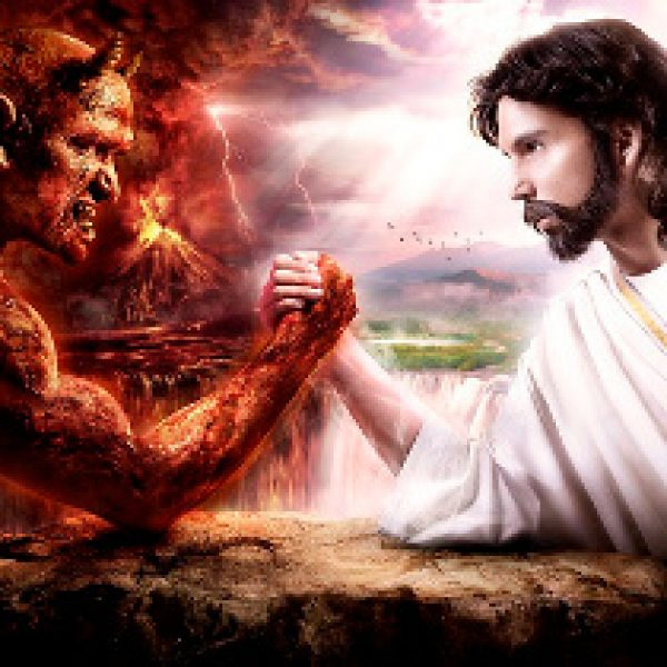 God's Involvement with Evil: Jung and Balthasar – a dialogue