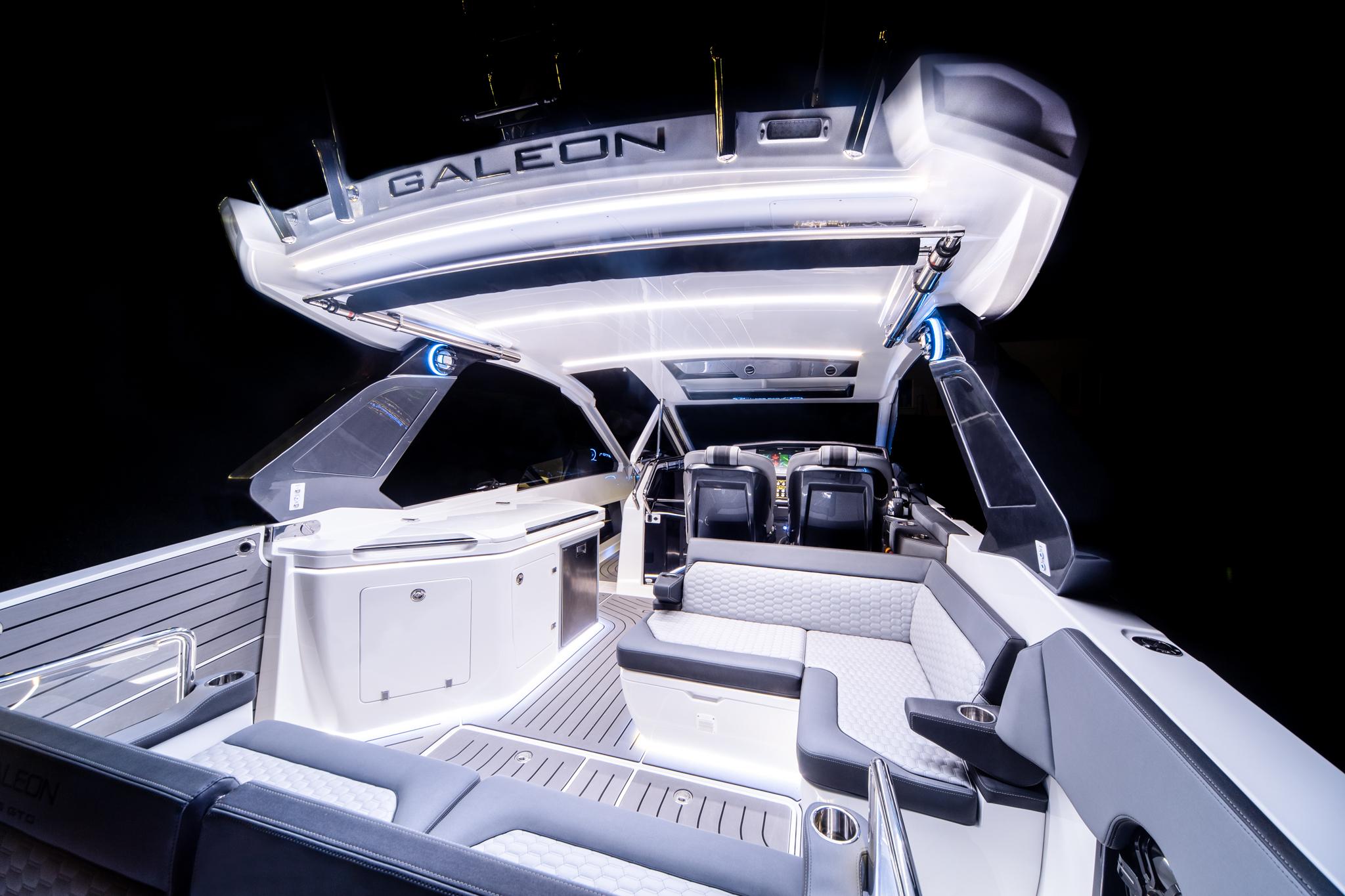 Lancement du GALEON 325 GTO