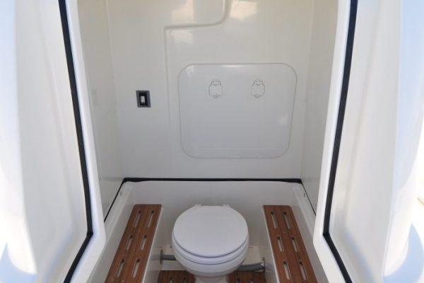 P27 WC dans console