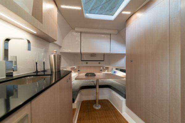 P50 cabine