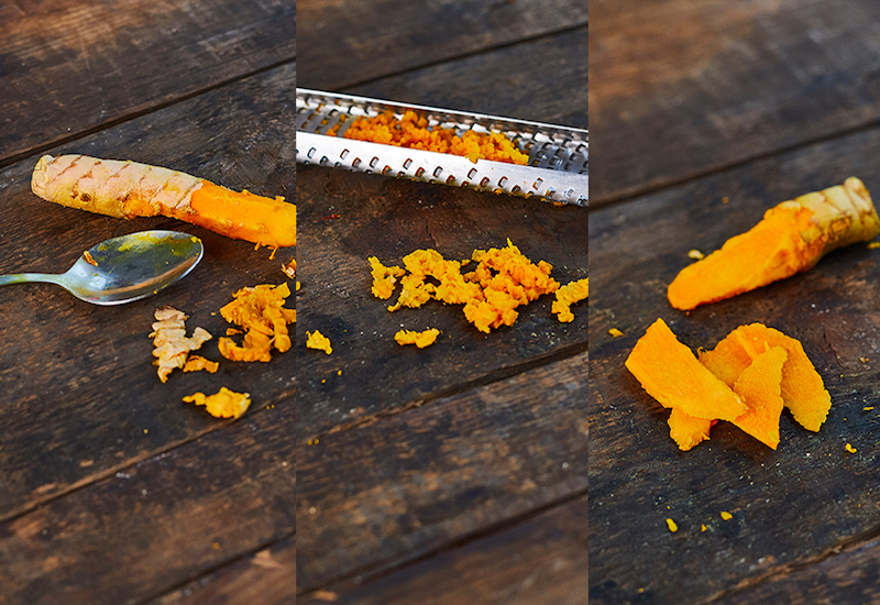Why fresh turmeric is good for you and how to eat it