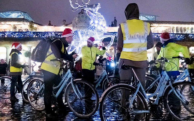 Christmas events in London