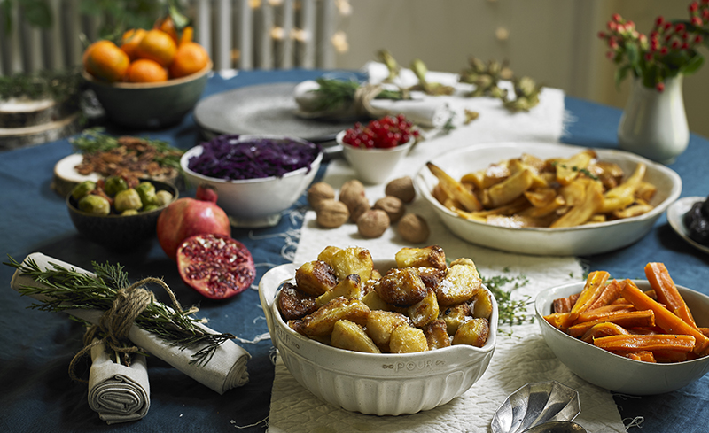 10 time saving strategies for Christmas cooking