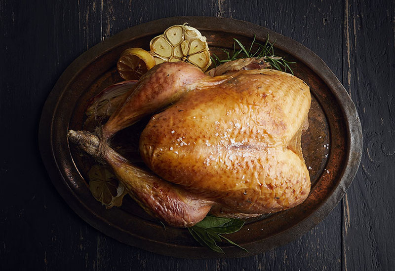 How to cook the perfect slow-grown turkey