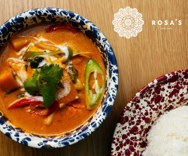 Asian recipe: Thai Butternut Squash Red Curry