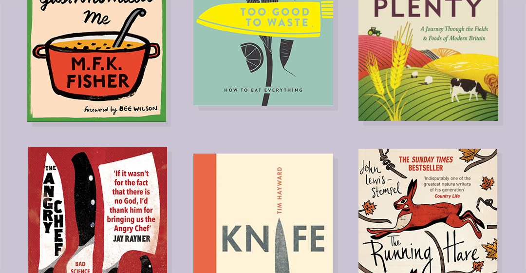 Food books for food lovers you need in your life
