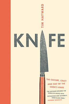 Knife: food books for food lovers