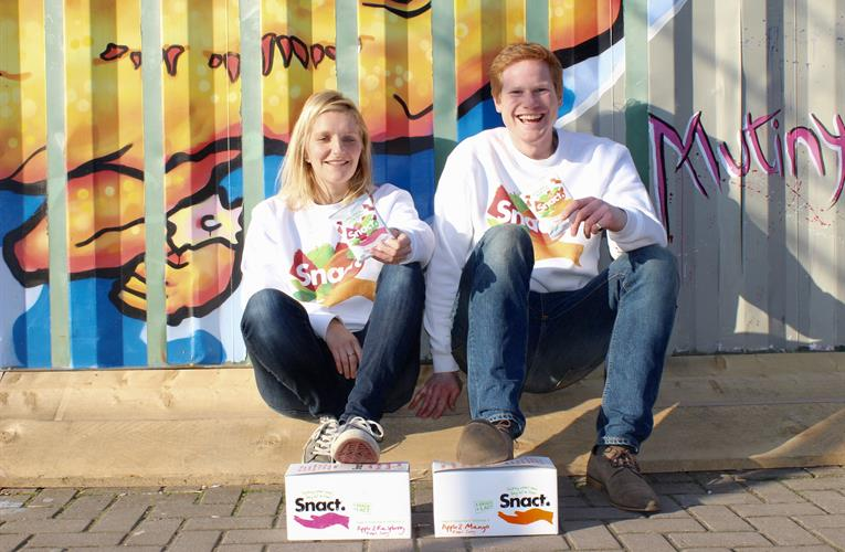 Ethical Food Innovator - Snact