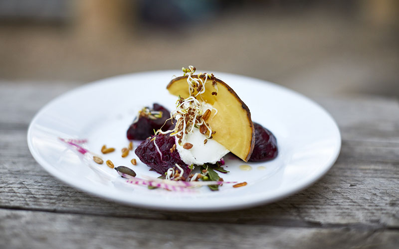 London supper club - Sustainable Food Story
