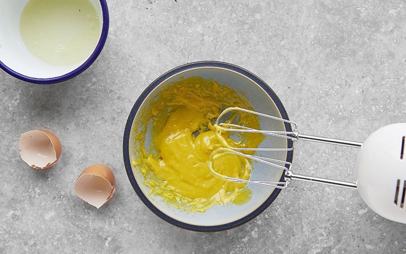 Easy homemade mayonnaise recipe step by step guide