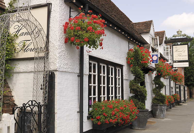 5 best restaurants to build a country weekend break around near London