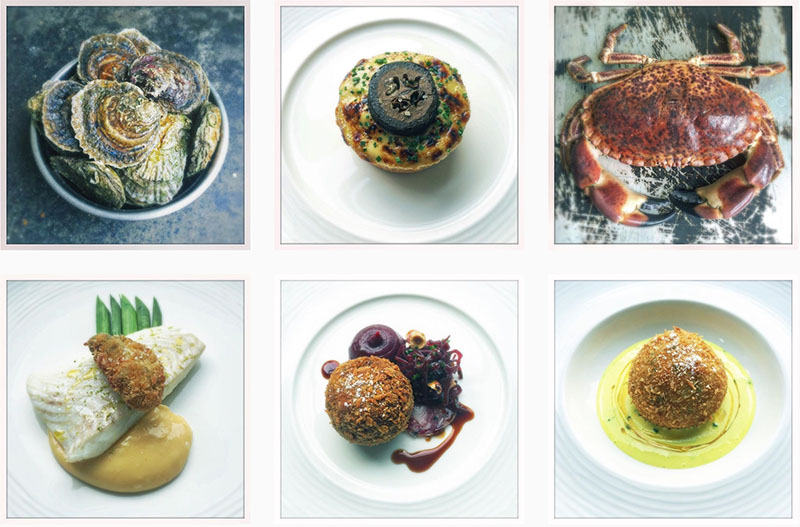 Meet the restaurants (and chefs behind them) taking Instagram by storm