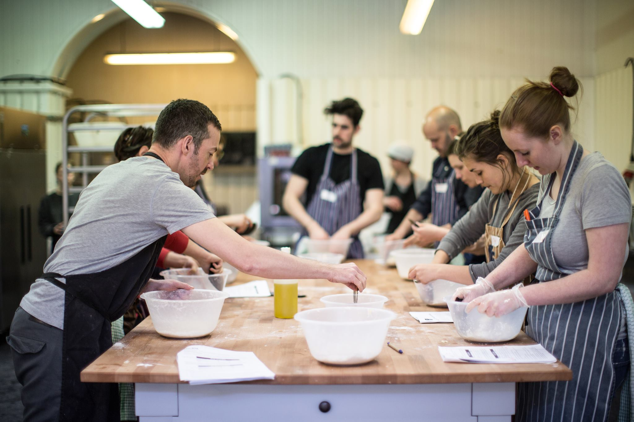 'Sourdough Pizza Class' at e5 Bakehouse