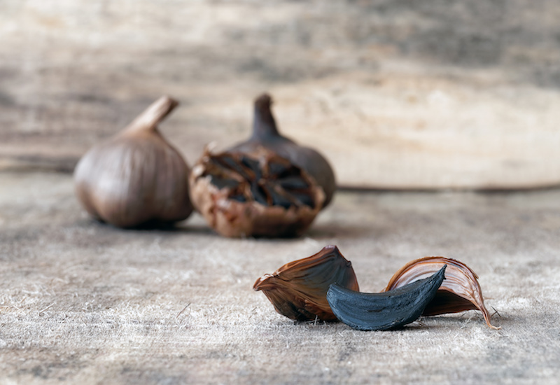 what is black garlic