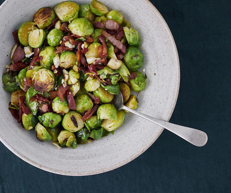 brussels sprouts and bacon recipe