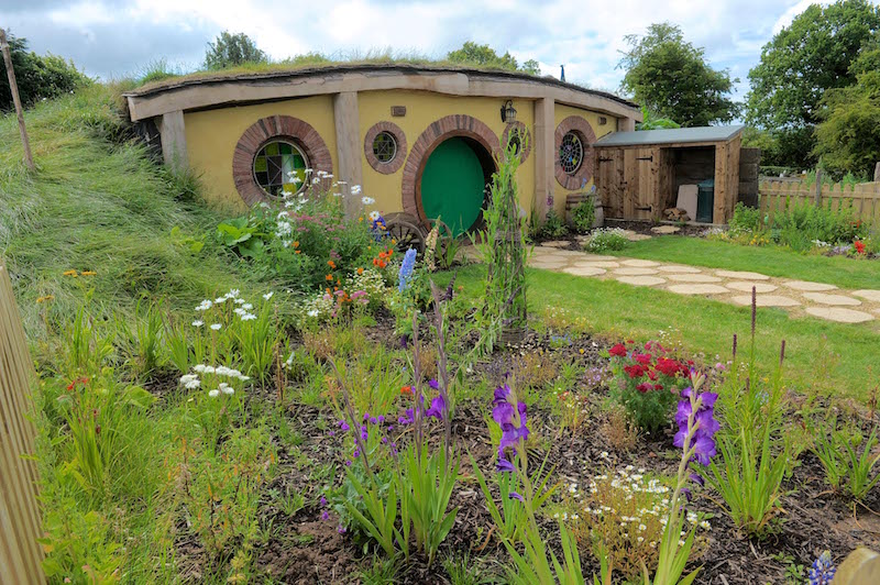 the shire house eco glamping holiday