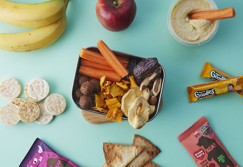 Healthy kids snacks