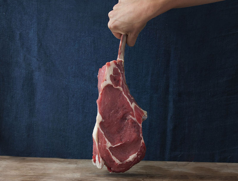 beef steak cuts guide Tomahawk steak