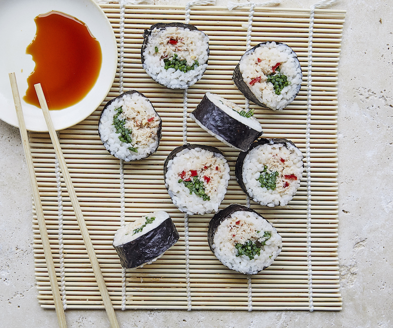 how to make sushi maki rolls recipe sushi recipe