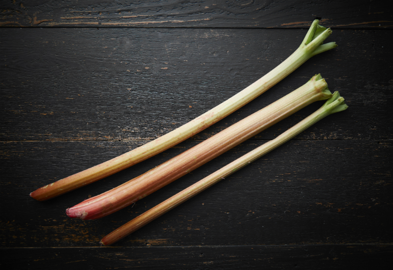 Outdoor Rhubarb Farmdrop