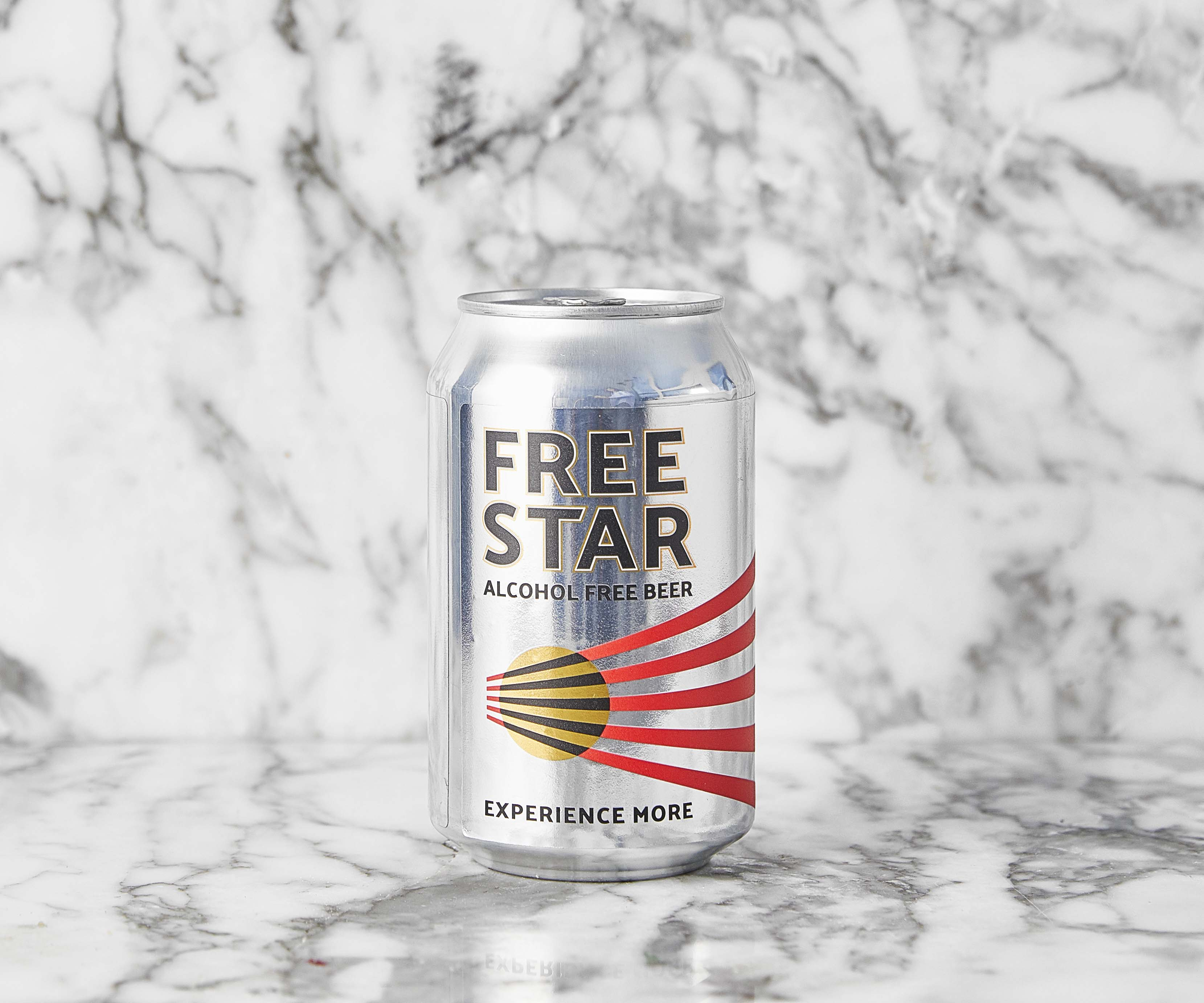 Freestar alcohol-free beer