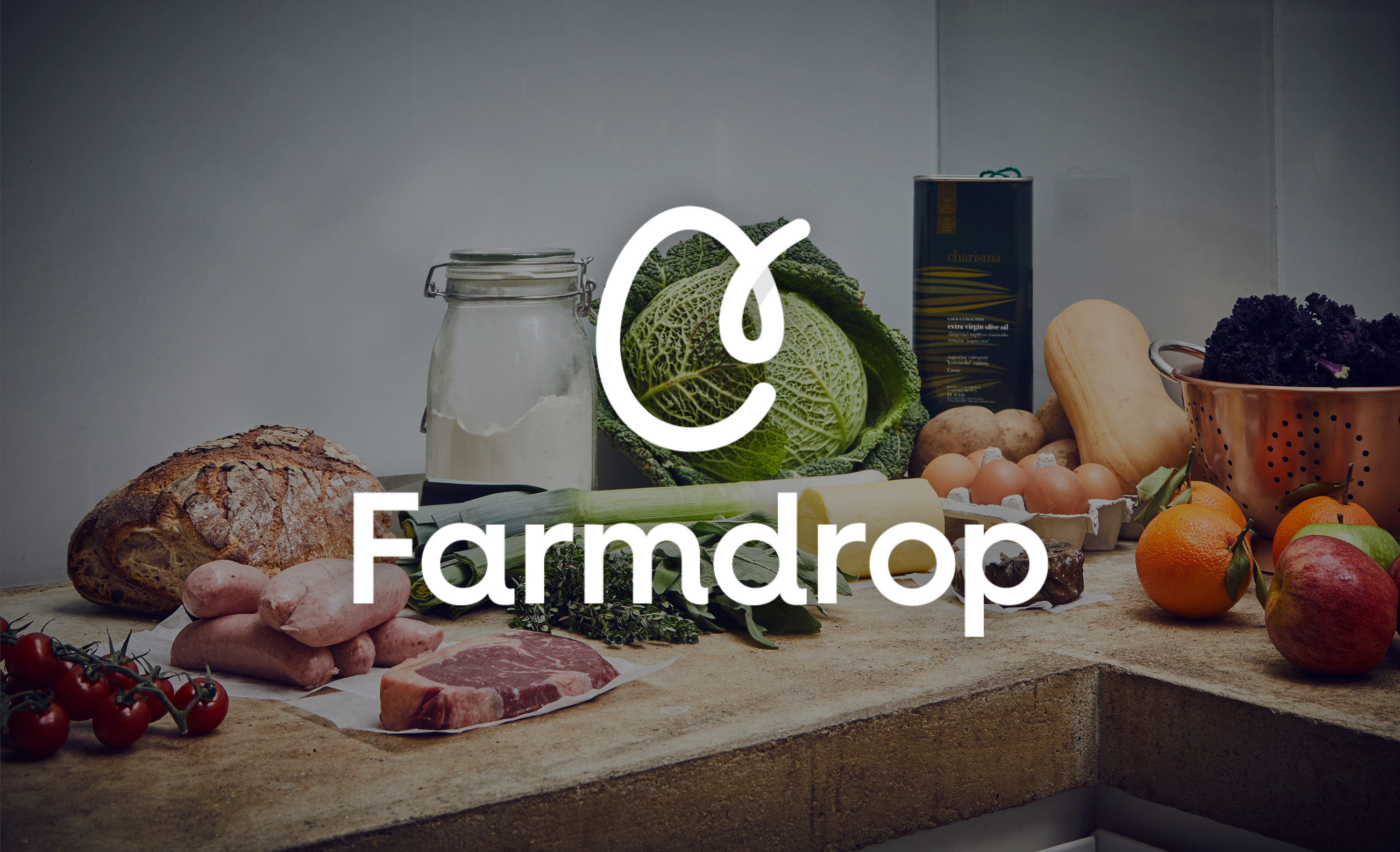 Farmdrop produce